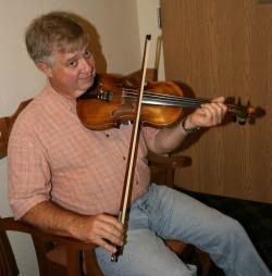 Harvey Oltman : Fiddle