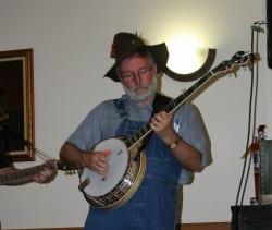 Rick Rosetto : Banjo